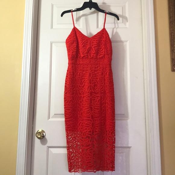 4d18e04c4d jcpenney Dresses   Skirts - Strappy Crochet Midi Dress